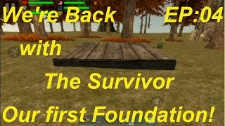 The Survivor Rusty Forest Episode 4 We're Back and Ready!