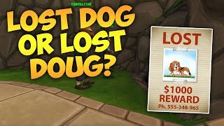 Wizard101 | THE LOST DOG?!?