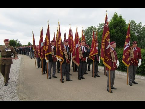 THE AIRBORNE FORCES MEMORIAL DAY June 18th 2016