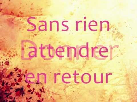 Vivre-Notre dame de Paris Lyrics