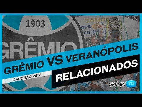 [RELACIONADOS] Grêmio x Veranópolis (Campeonato Gaúcho 2017) l GrêmioTV