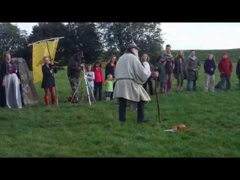 EARTH WEB _Warrior Call - Pagans Against Fracking @ Avebury