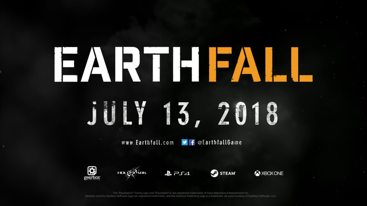 Earthfall - Release Date Announcement Trailer