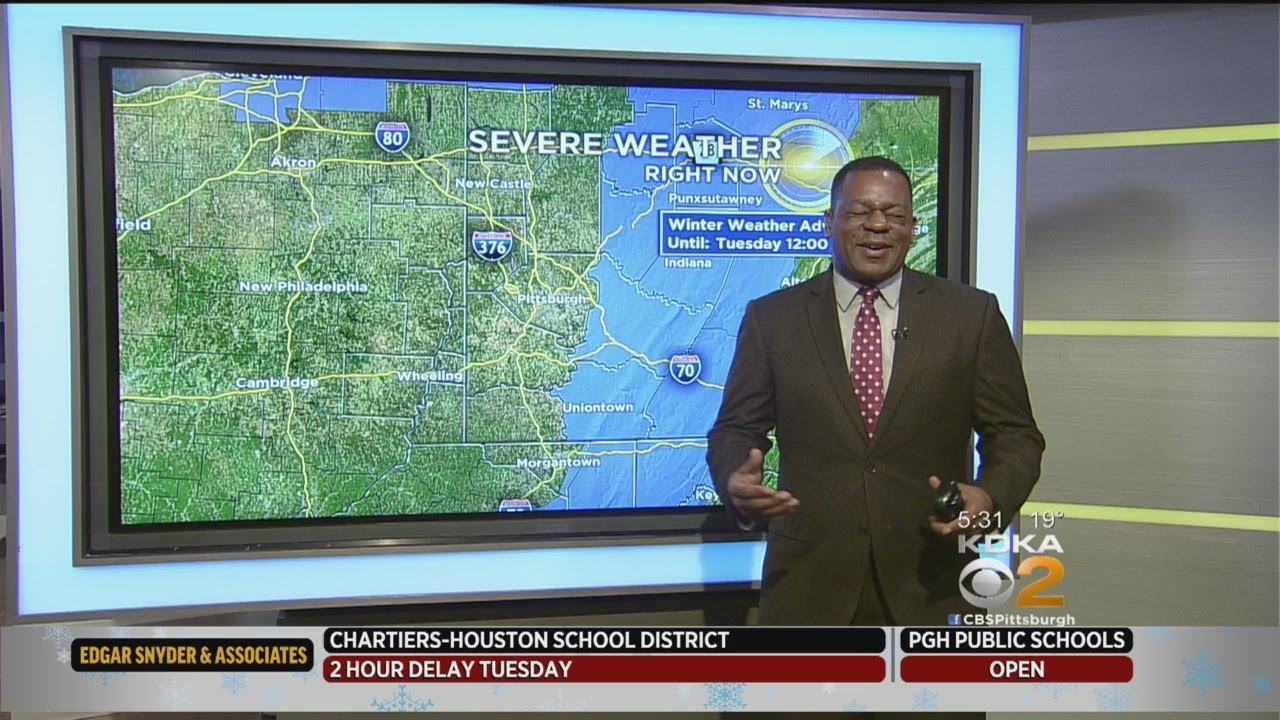 Morning News Fail As Meteorologist Ron Smiley Fails on Knowing His Winnie  the Pooh Charachters
