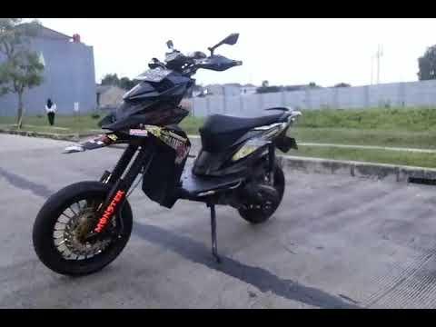 Honda Beat Street Supermoto