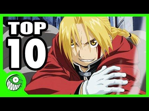 Las 10 mejores series de anime de la historia