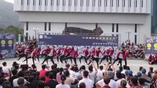 cu danso mass dance cuog 2016 locking part