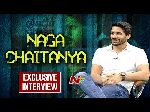Akkineni Naga Chaitanya Exclusive Interview || Yuddam Sharanam || NTV