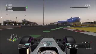 F1 2016 - Yas Marina Circuit | Abu Dhabi Grand Prix Gameplay (PC HD) [1080p60FPS]
