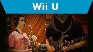 Wii U - Music Of Mario Kart 8: Mute City Trailer