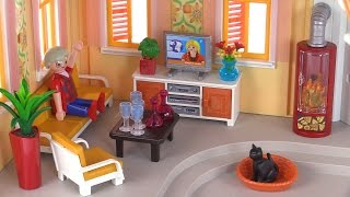 Playmobil Comfortable Living Room review! set 5332
