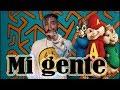 J Balvin, Willy William - Mi Gente (Alvin y las Ardillas) #REGGAETON