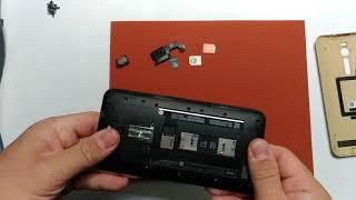 Заміна динаміка на Asus Zenfone 2