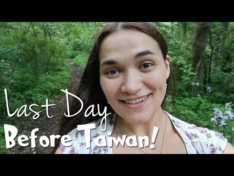 Last Day Until Taiwan!! 🌿 ... and a Murder of Crows?! 🐦