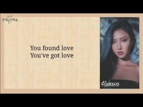 HWASA (화사) - Orbit (The King : Eternal Monarch 더 킹 : 영원의 군주 OST Pt.2) Easy Lyrics