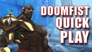 Doomfist Quick Play 4k 60FPS