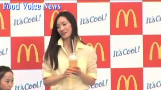【フードボイス】日本マクドナルドは、7月23日、ソフトクリームと炭...