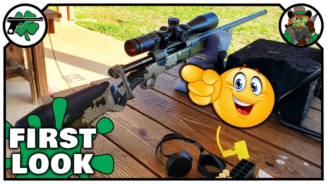 Savage Impulse Straight Pull Rifle | 2021 Shooting Sports Showcase