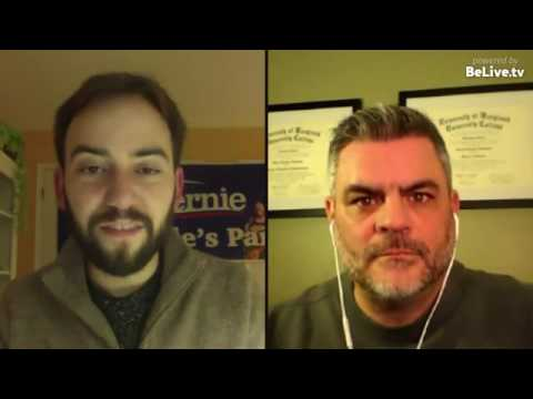 Join us LIVE tonight with Nick Braña, former Coordinator for Bernie Sanders
