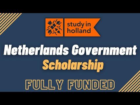 Netherlands Government Scholarship | Application Process | Orange Knowledge Programme