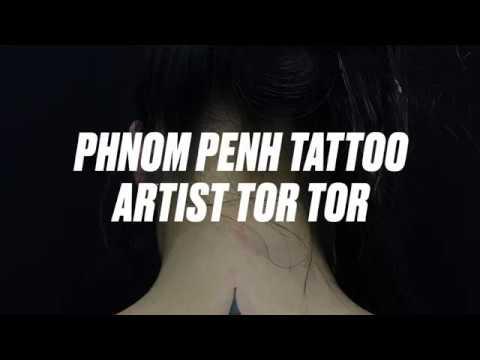 Phnom Penh Tattoo Artist TOR TOR