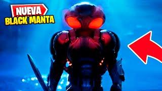 ? ¡AHORA! *NUEVO EVENTO* AQUAMAN VS BLACK MANTA EN FORTNITE EN DIRECTO!
