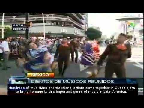 International Mariachi Festival Begins in Guadalajara