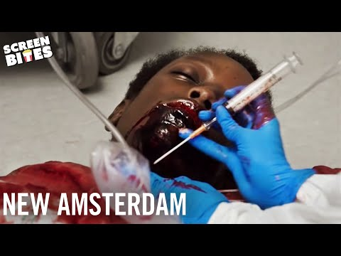 Ebola OutBreak Crisis in New Amsterdam | New Amsterdam | SceneScreen