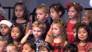 Asher's Christmas Program 2018