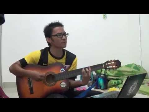 KRU - Untukmu (Iqbal Nasir Acoustic Cover Version)