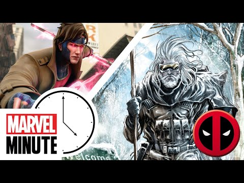 Old men Hawkeye and Logan, Black Cat joins Marvel's Spider-Man and more! | Marvel Minute