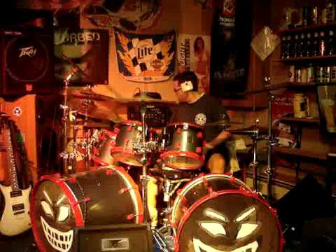 """""""Welcome to Paradise""""-Green Day drum cover"""