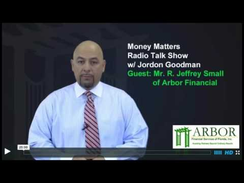 Money Matters Radio Talk Show w/ Jeff Small