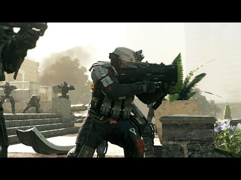 Official Call of Duty®: Infinite Warfare Reveal Trailer