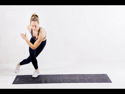 AT HOME CARDIO Workout // No Equipment