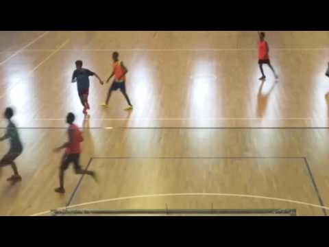 TAYLOR UGAVA (15yrs) PNG U17 FOOTBALL TRAINING ⚽️