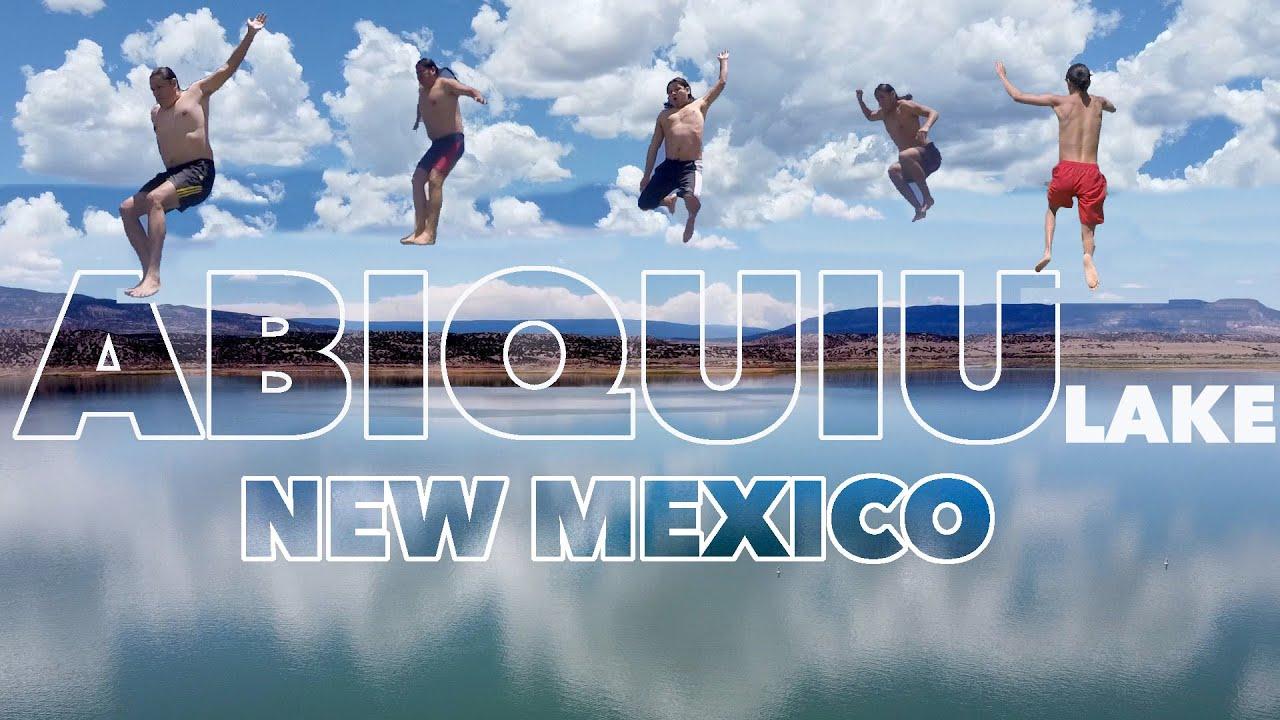 ABIQUIU LAKE NEW MEXICO - LEJOS DE TI (far from you) | INKA GOLD