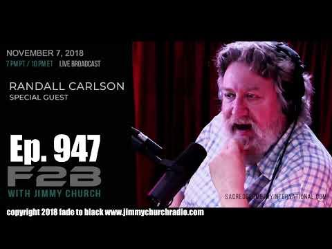 Ep 947 FADE to BLACK Jimmy Church w Randall Carlson : The Conversation :