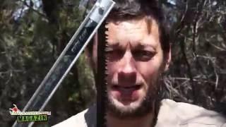 Oft besser als ein großes Messer: Die richtige Säge VRMag #1 (Doku)