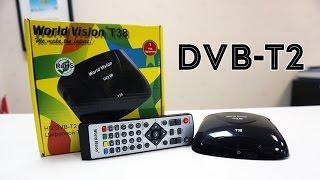 Эфирный DVB-T2 ресивер World Vision T38(, 2016-03-31T15:37:15.000Z)