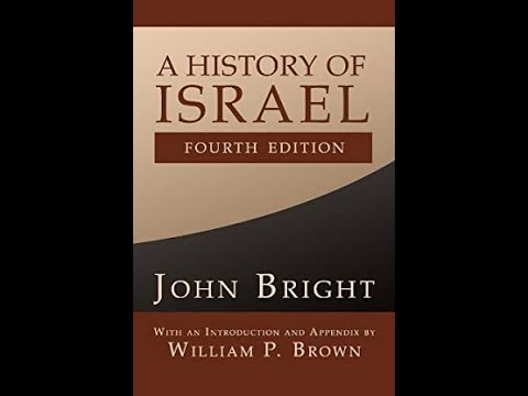 John Bright: History Of Israel (#1): Ancient Orient Before 2000 BC, P.23f.