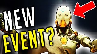 Overwatch - NEW EVENT UPDATE CLUES! (Theory + Discussion)