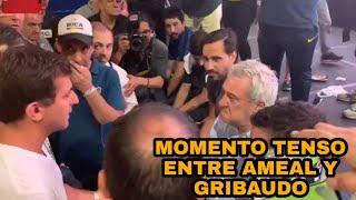 Ameal aplastó a Gribaudo y será el nuevo presidente de Boca