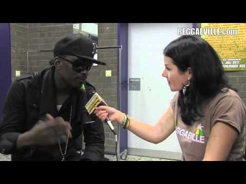 Interview: Busy Signal @ SummerJam 7/1/2011