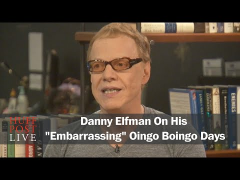 "Danny Elfman On His ""Embarrassing"" Oingo Boingo Days"