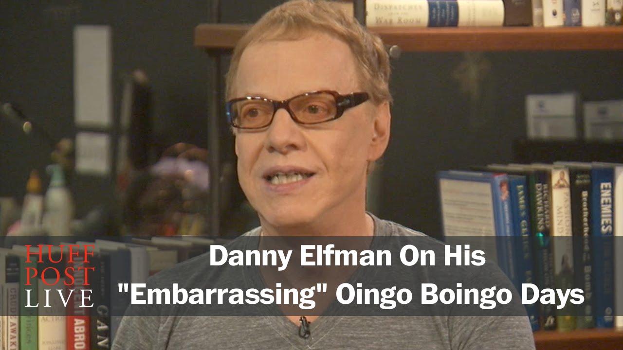danny elfman музыка