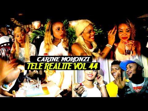 Télé Réalité 44 Carine Mokonzi N'Equipe Nation B'Invité Bango N'Anniversaire Ya Muana Carine LUTETE