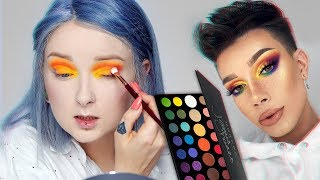 HIT czy KIT 🎨 Paleta JAMES CHARLES x MORPHE 🌈