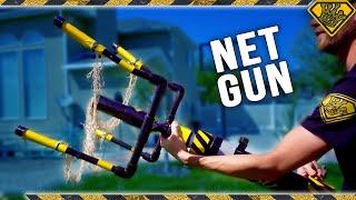 DIY Net Gun
