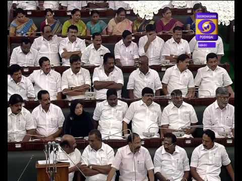 PRESENTATION OF TAMILNADU STATE BUDGET FOR THE YEAR 2017-18